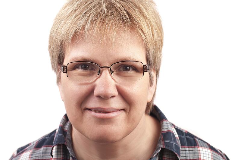 Portrait Friederike Krieger