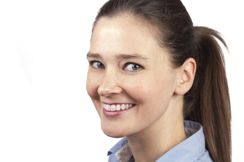 Portrait Nicolette van der Vliet