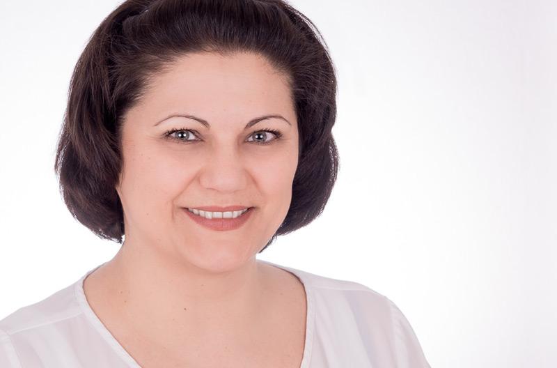 Portrait Violetta Collingro